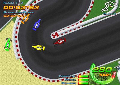 FormulaFast Rennen