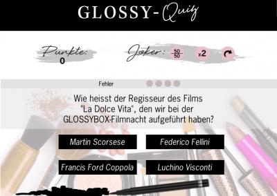 Glossy Quiz