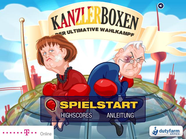 Online Game Kanzlerboxen als Online Marketing Tool für Redaktionen