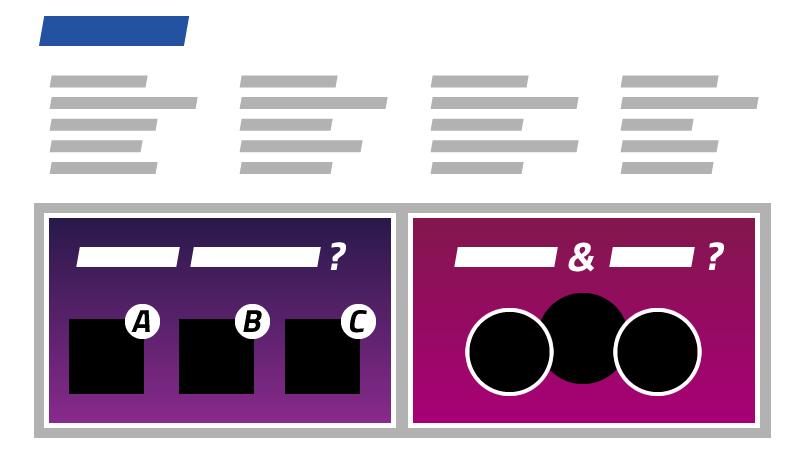 Spiele und Tools für Redaktionen