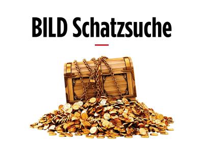BILD Schatzsuche