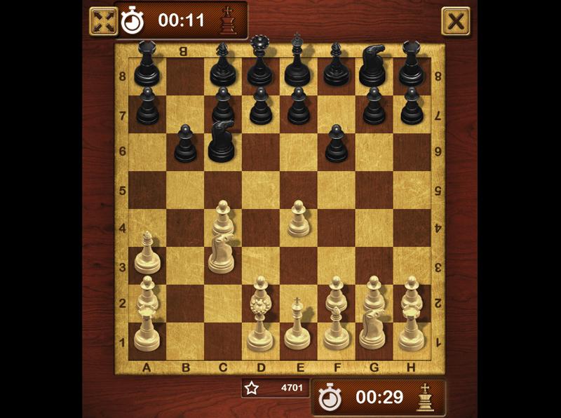 Skillgame Schach als Casual Game, Werbespiel oder Gewinnspiel