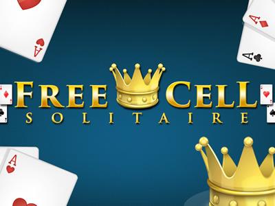Online Game Freecell Solitaire als Gewinnspiel oder Werbspiel für Ihre Website