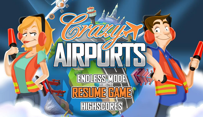 Online Game Crazy Airports