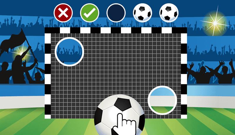 Fussball Games als Werbespiel oder Gewinnspiel zur Fussball Saison 2020